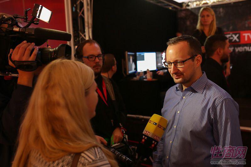 2015德国柏林成人展VENUS 电视现场直播图片47