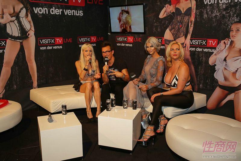 2015德国柏林成人展VENUS 电视现场直播图片49