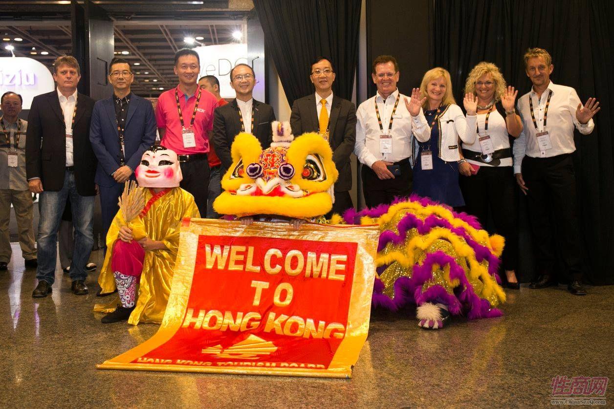 2015(香港)亚洲成人博览现场精彩集锦图片23