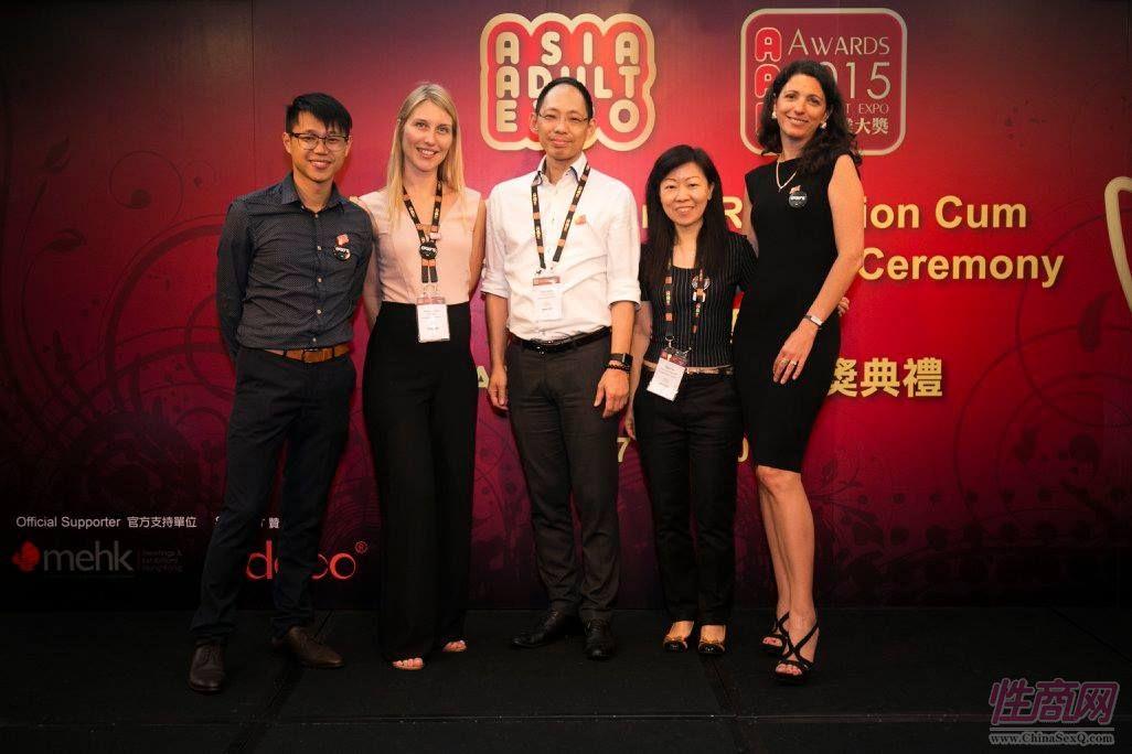2015亚洲成人博览亚洲区成人产业颁奖礼图片4