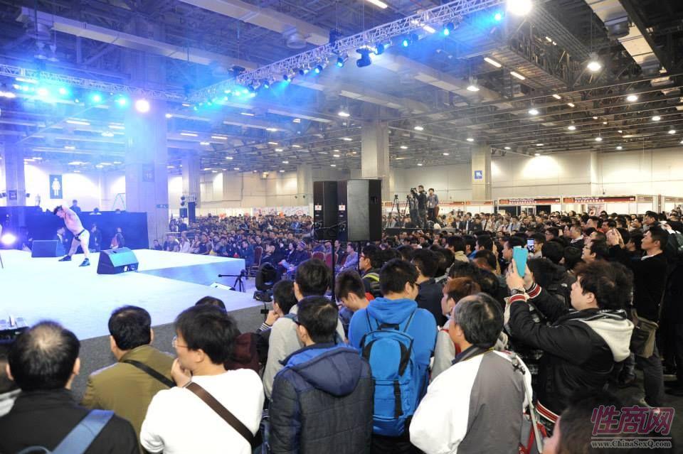 亚洲成人博览吸引众多观众前来
