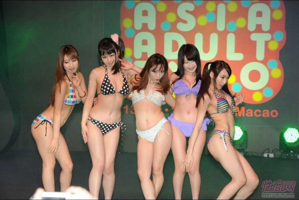 2014(澳门)亚洲成人博览AAE性感美女图片3