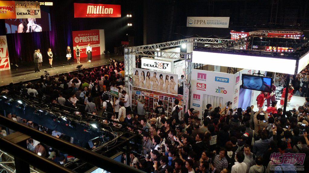 2015日本成人展JapanAdultExpo现场报道图片2