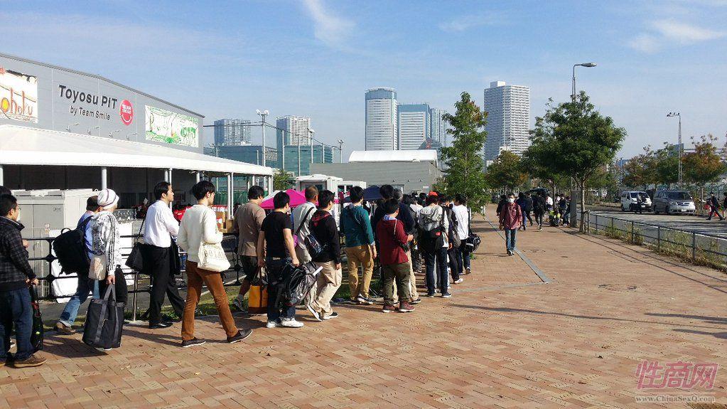 2015日本成人展JapanAdultExpo现场报道图片4