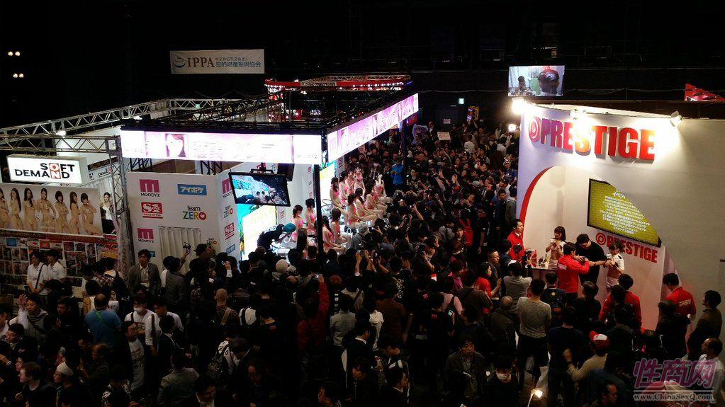 2015日本成人展JapanAdultExpo现场报道图片5