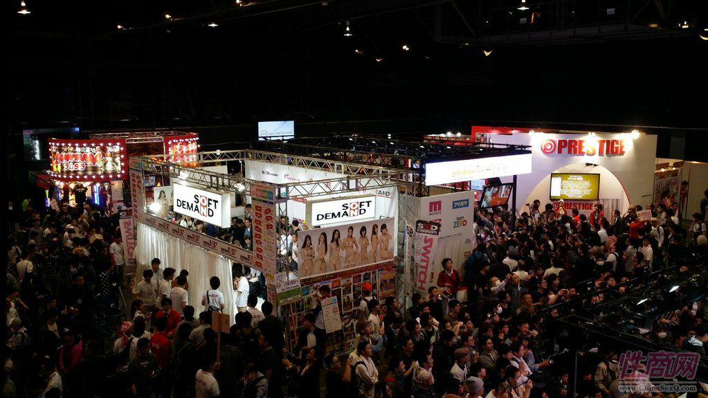 2015日本成人展JapanAdultExpo现场报道图片15