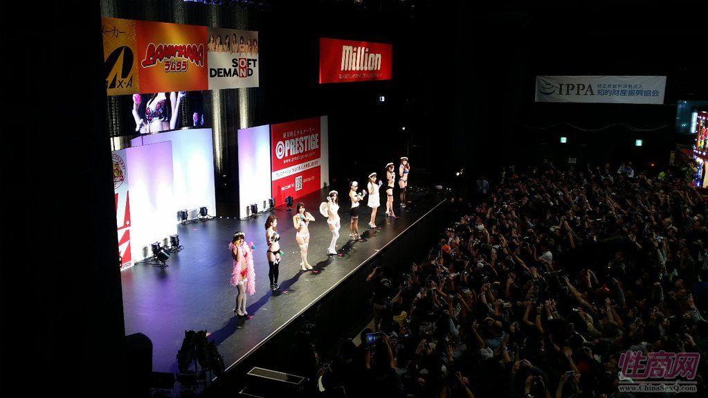 2015日本成人展JapanAdultExpo现场报道图片19