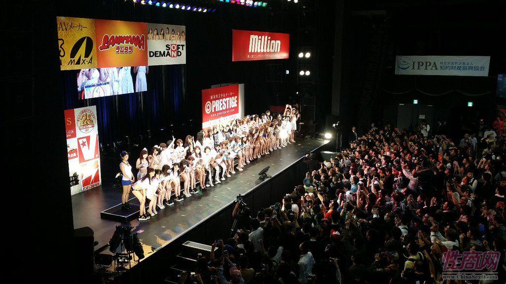 2015日本成人展JapanAdultExpo现场报道图片20