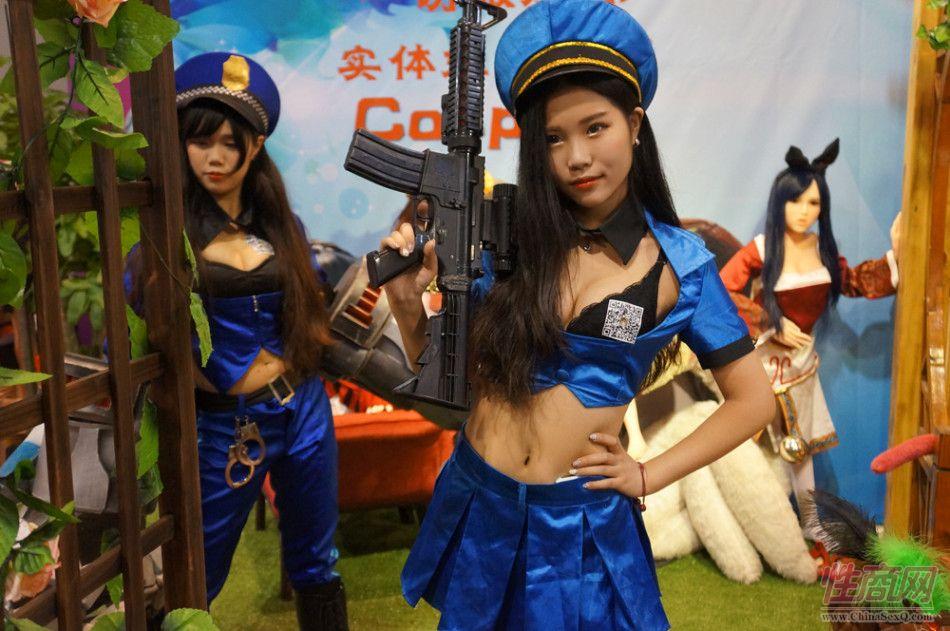 2015广州性文化节现场火辣热图精彩集锦图片33