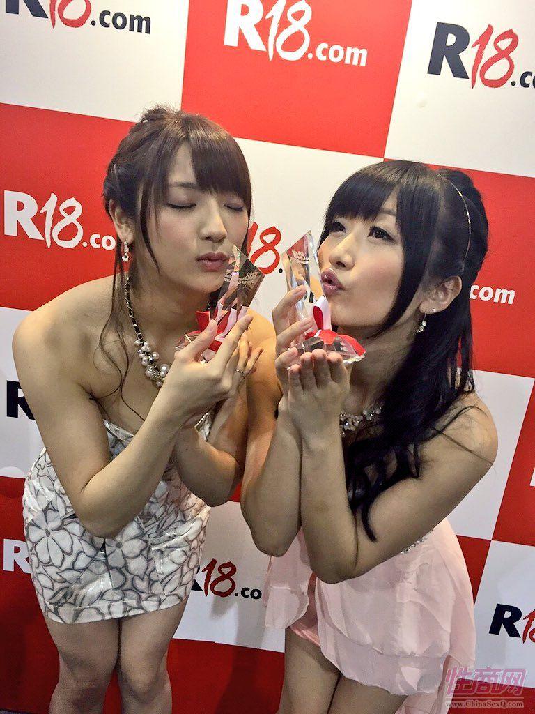 2015亚洲娱乐博览(澳门)女优组团助阵图片68