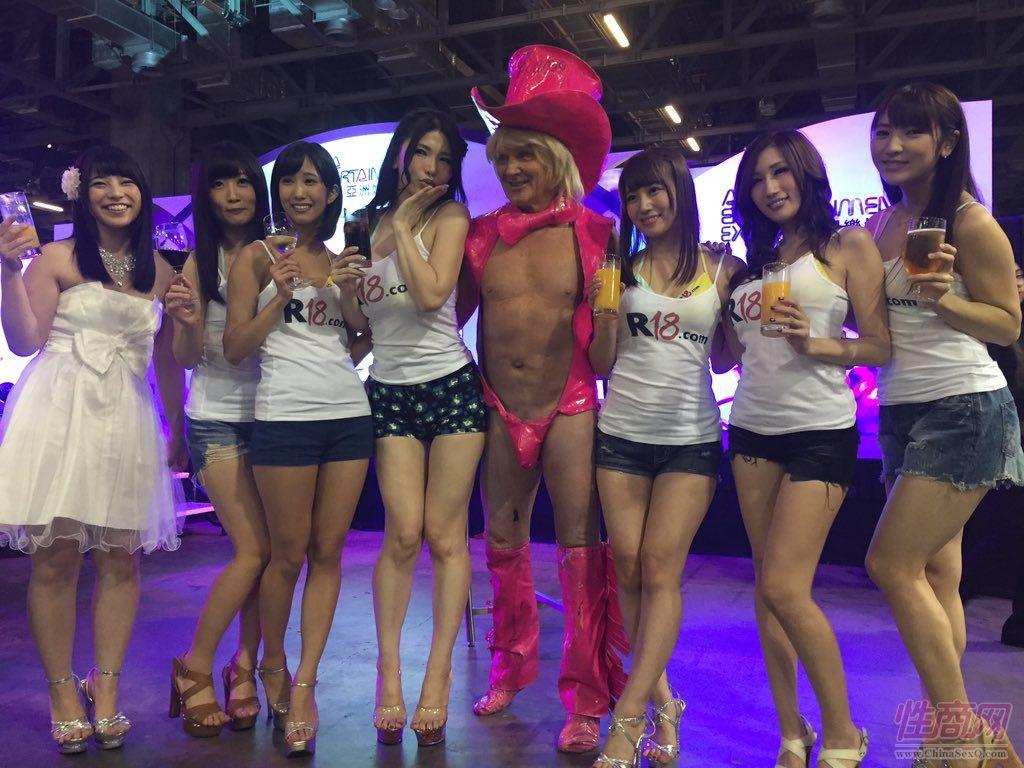 2015亚洲娱乐博览(澳门)女优组团助阵图片33
