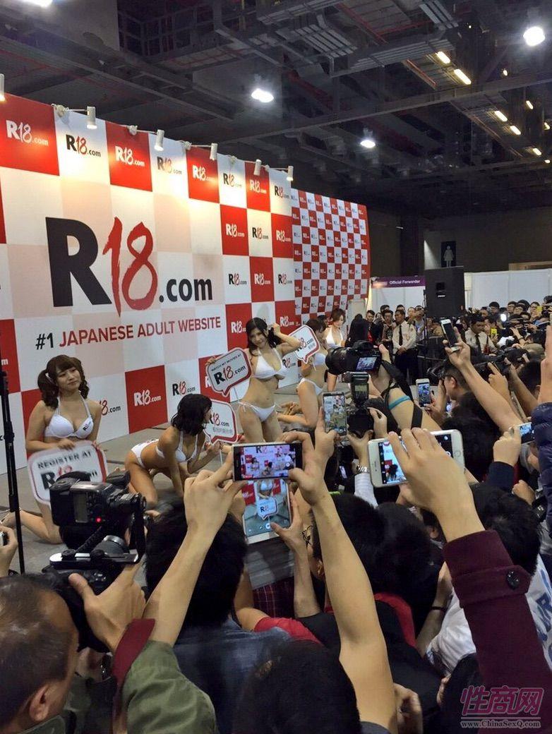 2015亚洲娱乐博览(澳门)女优组团助阵图片36