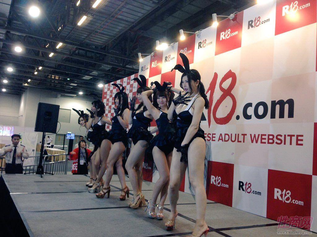 2015亚洲娱乐博览(澳门)女优组团助阵图片44