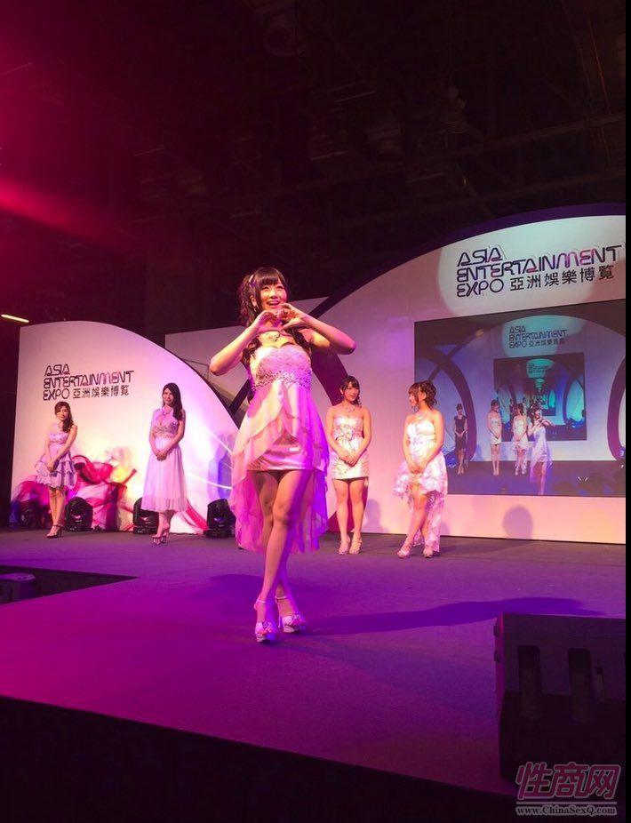 2015亚洲娱乐博览(澳门)女优组团助阵图片52