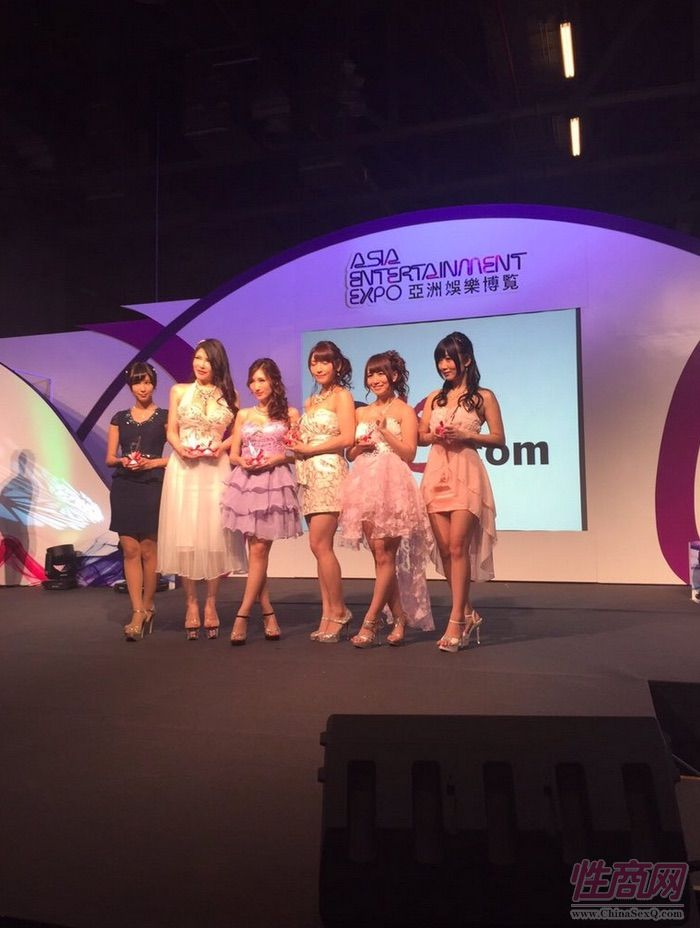 2015亚洲娱乐博览(澳门)女优组团助阵图片54