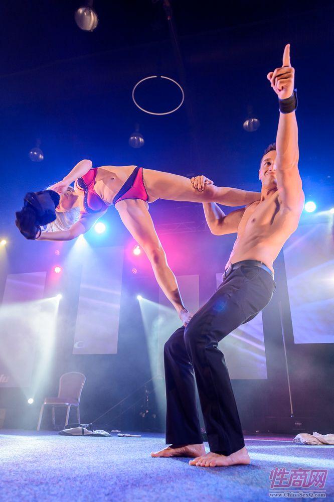 2014澳大利亚黄金海岸成人展爵士舞(2)图片2