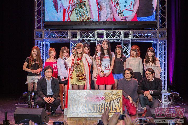 2014日本PinkTokyo情趣用品展精彩纷呈图片1