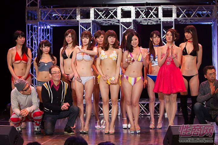 2014日本PinkTokyo情趣用品展精彩纷呈图片4