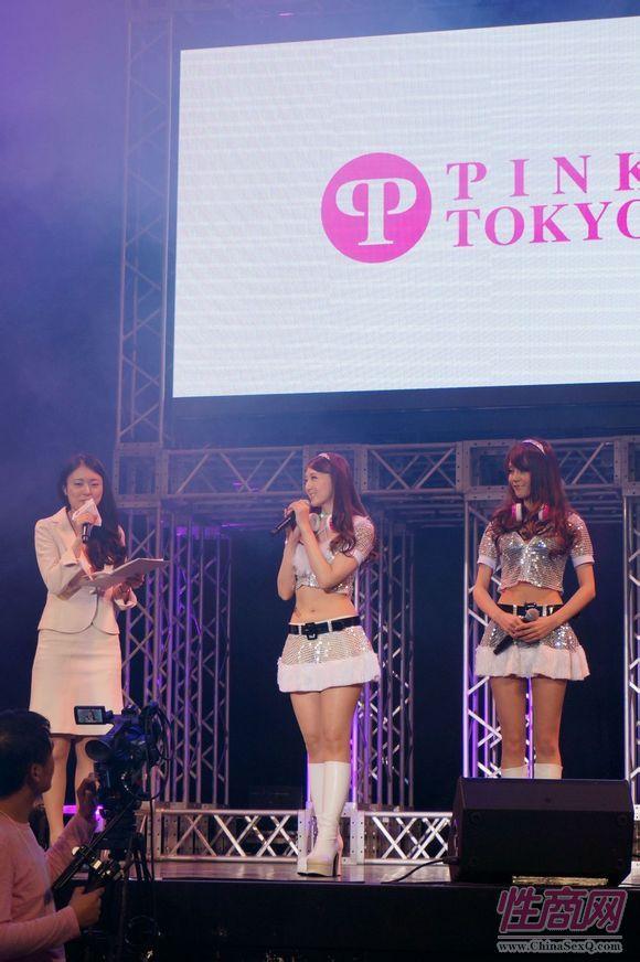 2014日本PinkTokyo情趣用品展精彩纷呈图片12