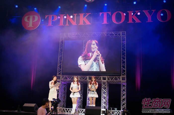 2014日本PinkTokyo情趣用品展精彩纷呈图片8