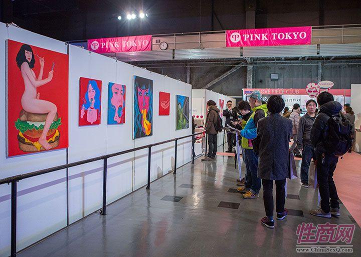2014日本PinkTokyo情趣用品展精彩纷呈图片21