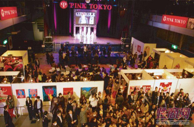 2014日本PinkTokyo情趣用品展现场报道图片1