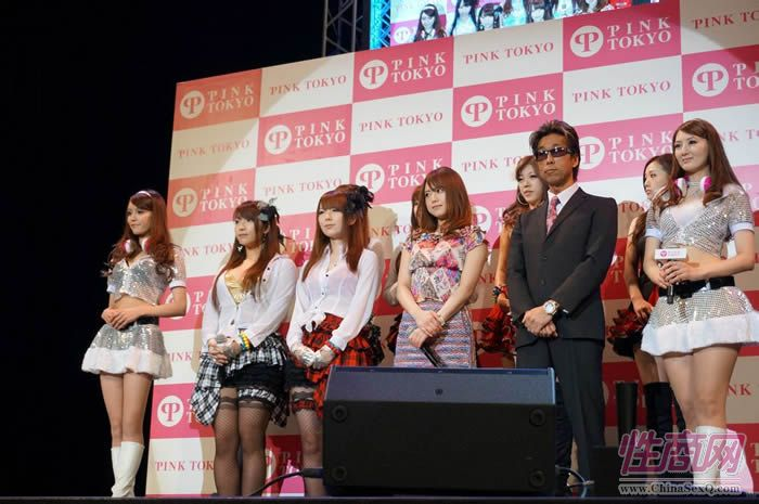 2014日本PinkTokyo情趣用品展现场报道图片3