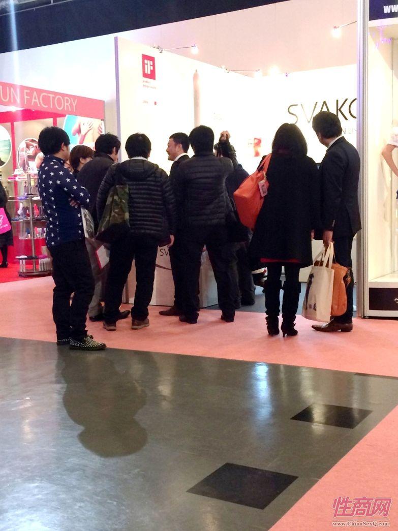 2014日本PinkTokyo情趣用品展现场报道图片10