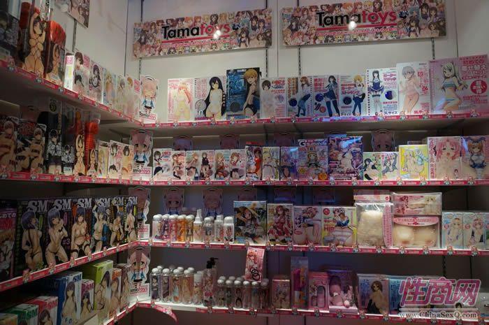 2014日本PinkTokyo情趣用品展现场报道图片29