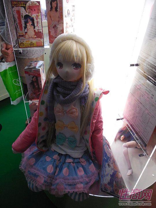 2014日本PinkTokyo情趣用品展现场报道图片36