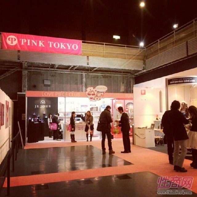 2014日本PinkTokyo情趣用品展现场报道图片44
