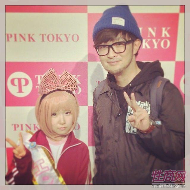2014日本PinkTokyo情趣用品展现场报道图片43