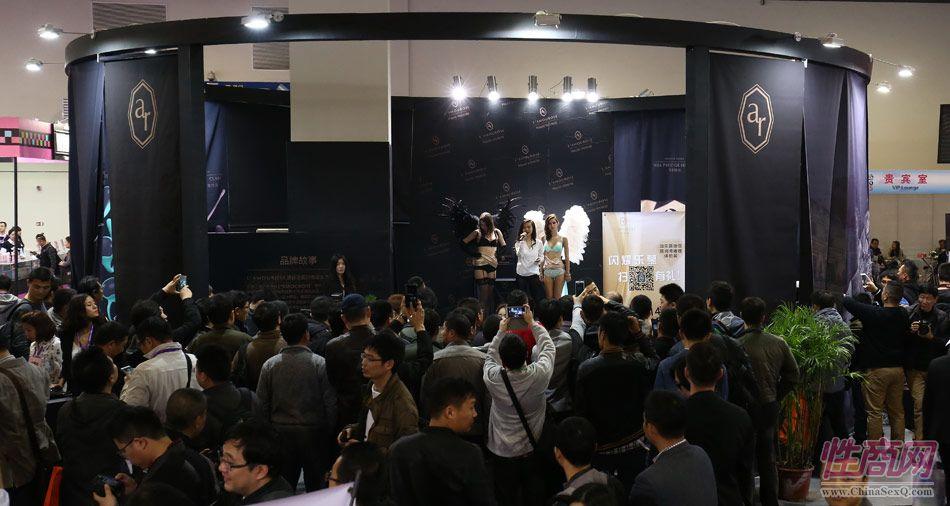 2015上海国际成人展――性感模特(1)图片39
