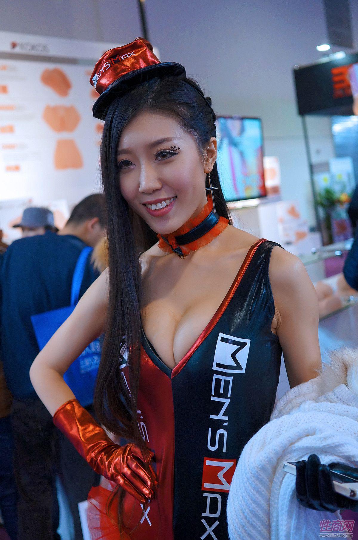 2015上海国际成人展――性感模特(1)图片56