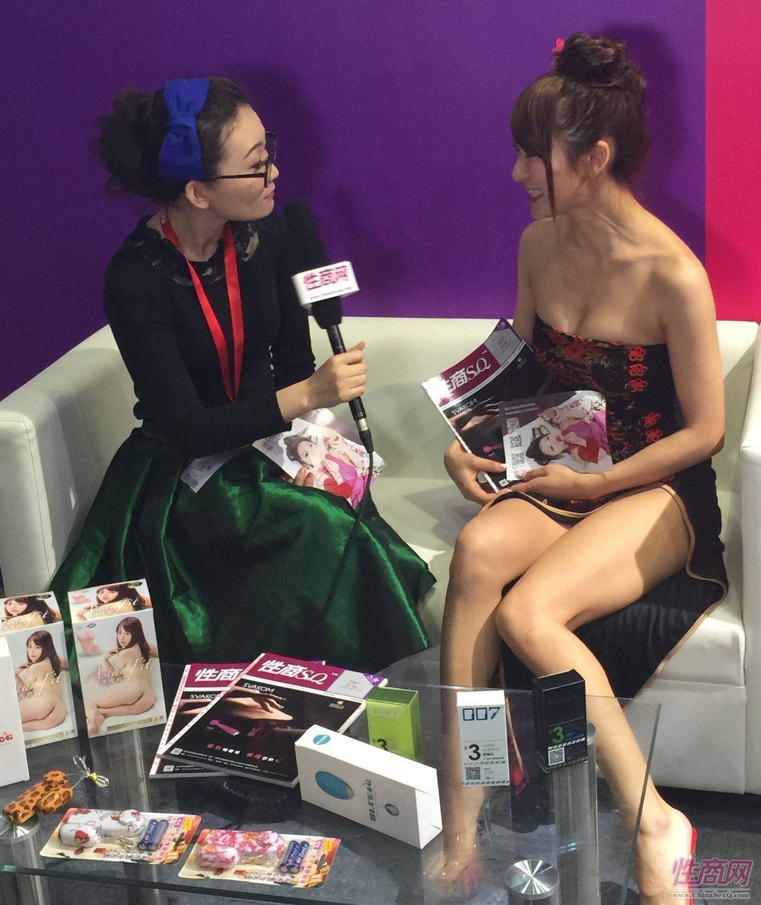 性商网美女记者采访―日本AV女优香西�D图片36