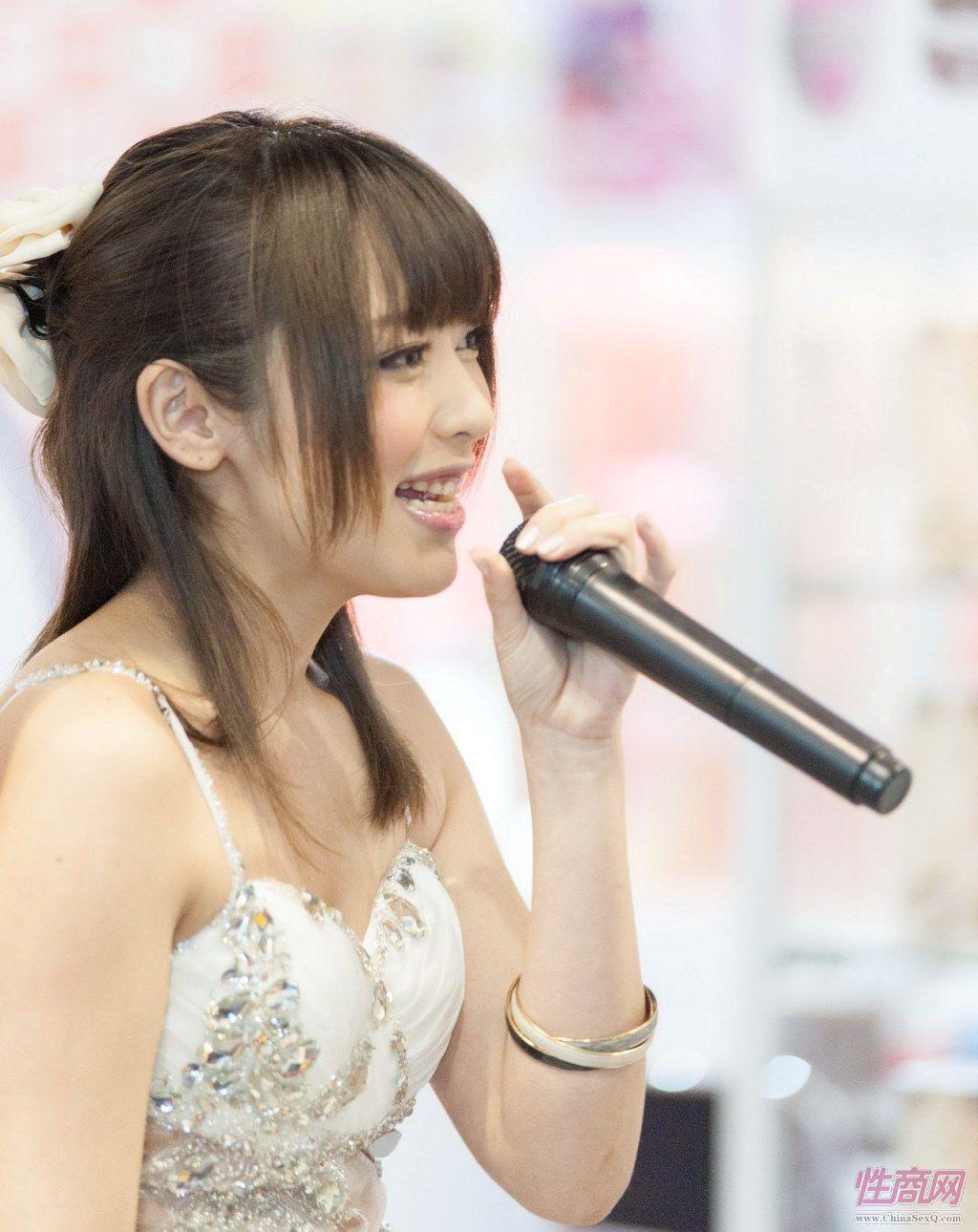 性商网美女记者采访―日本AV女优樱井步图片2