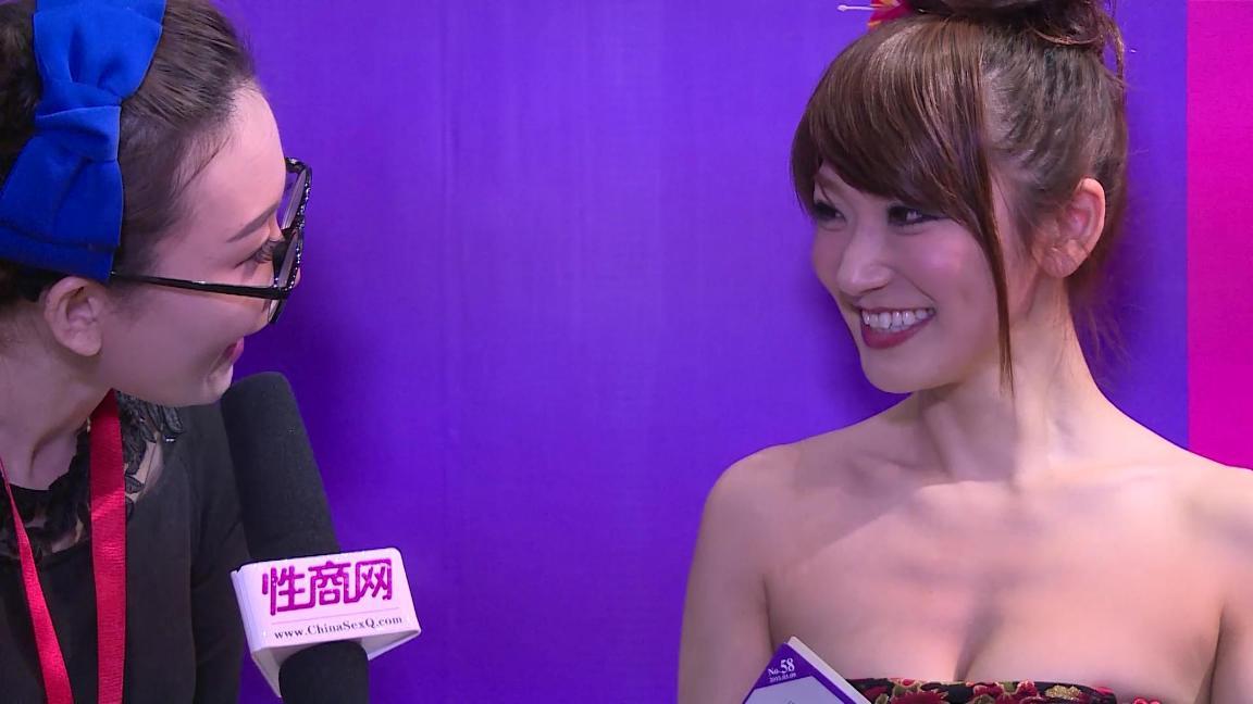 性商网美女记者采访―日本AV女优香西�D图片5