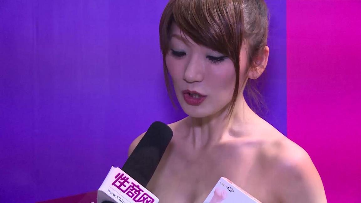 性商网美女记者采访―日本AV女优香西�D图片12