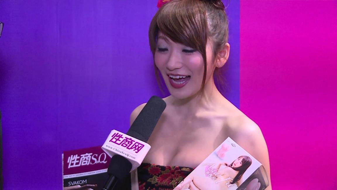 性商网美女记者采访―日本AV女优香西�D图片9