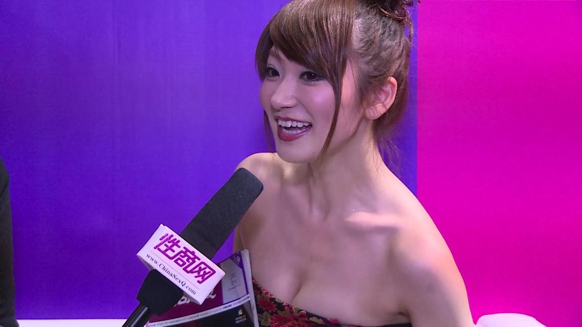 性商网美女记者采访―日本AV女优香西�D图片18