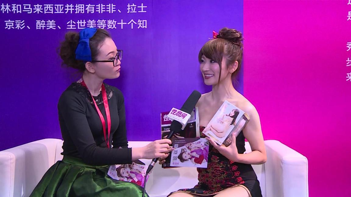 性商网美女记者采访―日本AV女优香西�D图片13