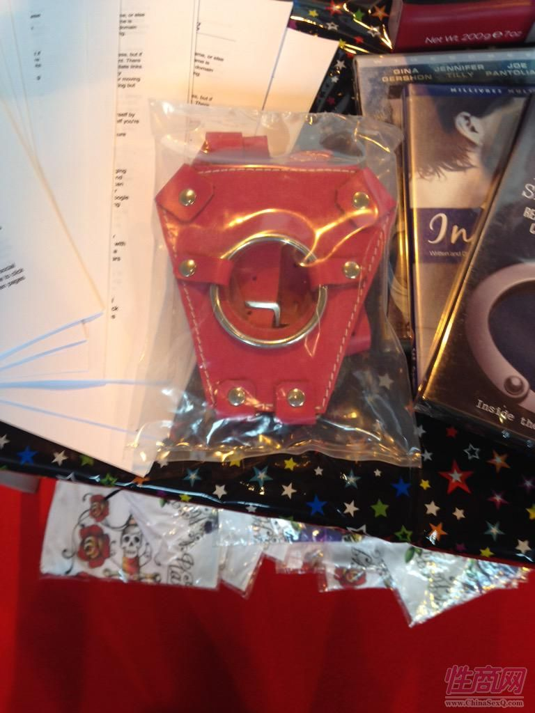 2015英国成人展(ETOShow)产品种类繁多图片27