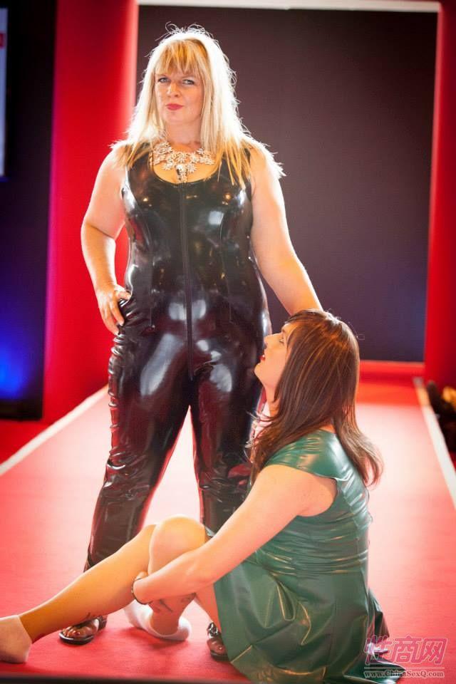 2015英国成人展(ETOShow)情趣内衣表演图片66