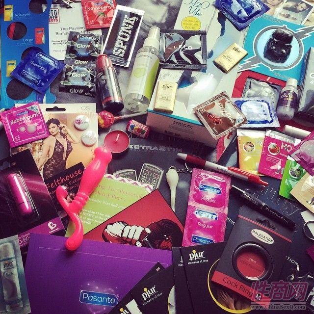 2015英国成人展(ETOShow)产品种类繁多图片9