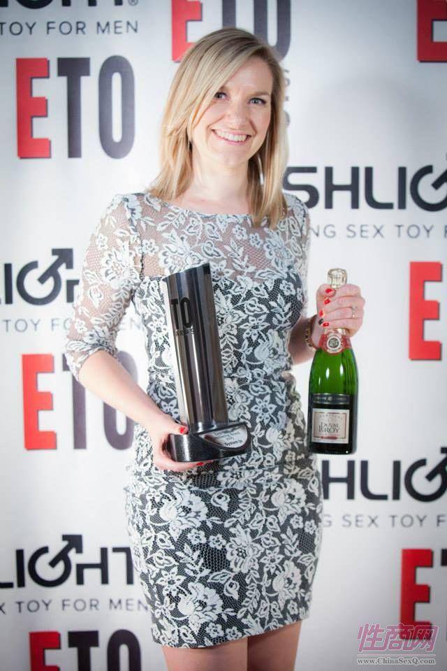 2015英国成人展(ETOShow)颁奖典礼盛况图片1