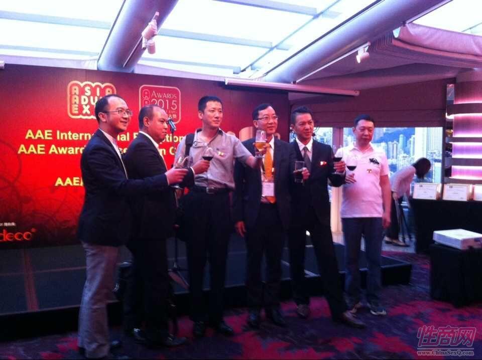 亚洲成人博览开幕,首创亚洲区产业大奖图片2