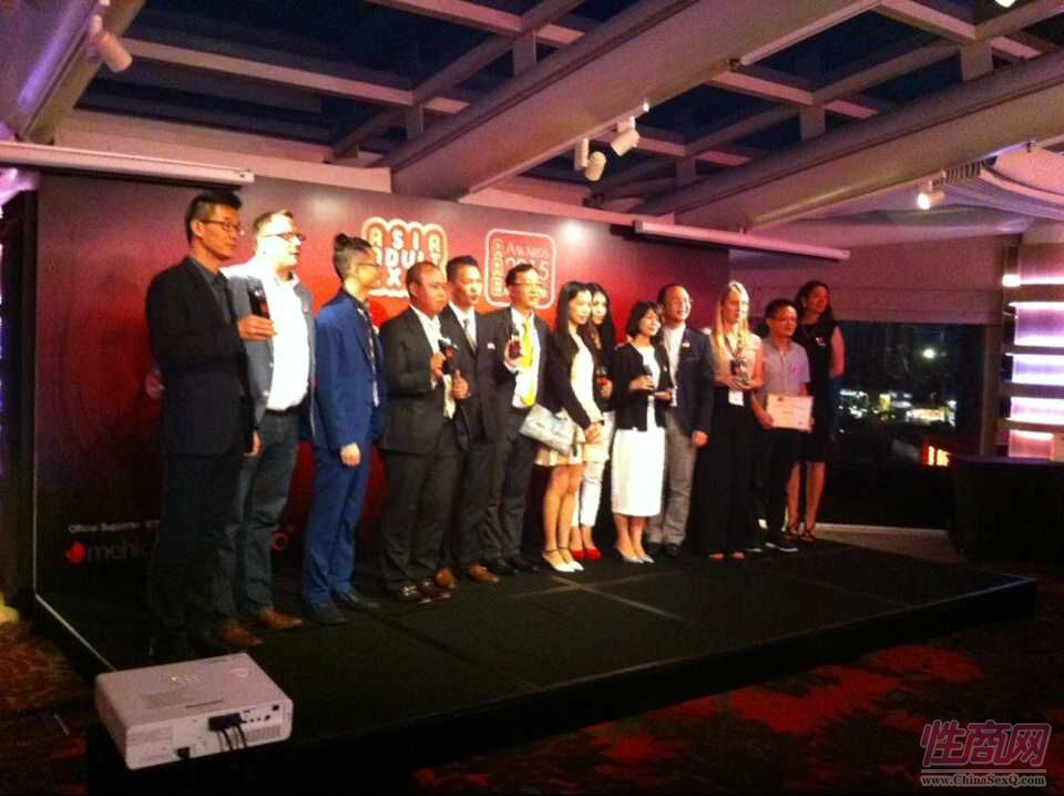 亚洲成人博览开幕,首创亚洲区产业大奖图片16