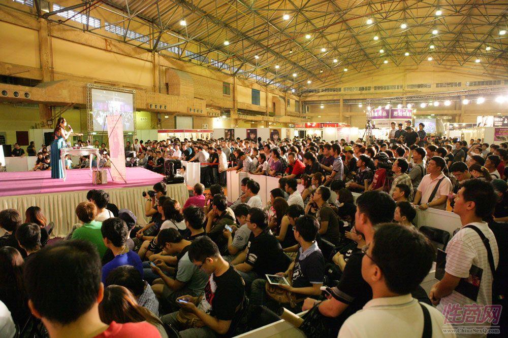 2012第二届台湾成人博览现场图片报道图片5