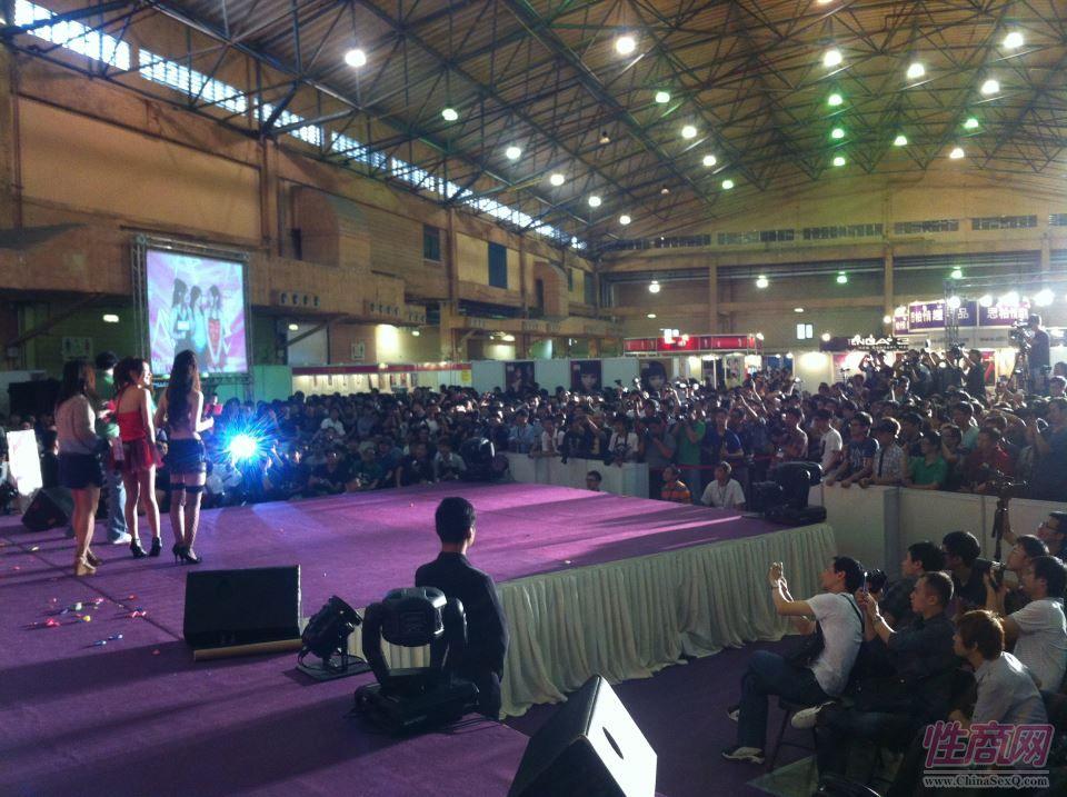 2012第二届台湾成人博览现场图片报道图片32