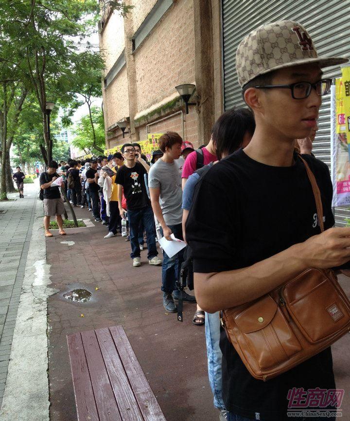 2012第二届台湾成人博览现场图片报道图片46